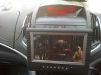 Nextbase 7inch digital lcd freeview tv.