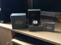 Vivienne Westwood men's watch worn 3 times
