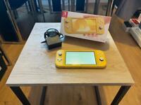 Nintendo Switch Lite 32gb Yellow - Boxed