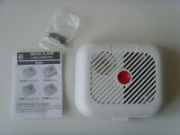 Home 9V Battery Smoke Alarm NEW