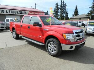 2013 Ford F-150 FACYORY WARRANTY 03/27/2018 OR 100, 000KMS