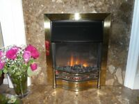 Fantastic flame effect fire as new