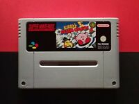 Kirby's Dream Course SNES Super Nintendo Super NES Retro Game Vintage GAMEPO