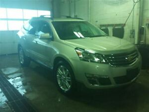 2014 Chevrolet Traverse 1LT AWD Excellent Price!!