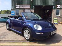 Volkswagen Beetle 1.9 TDI Cabriolet 2dr
