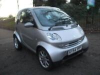 SMART FORFOUR 0.7 City Spring 3dr 3 MONTHS WARRANTY LOW INSURANCE AND LOW TAX (silver) 2014