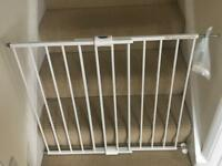 Babystart extendable stair gate