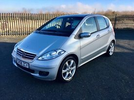 2008 08 MERCEDES A160 CDI AVANTGARDE SE *DIESEL* MPV - FULL SERVICE HISTORY - STUNNING!