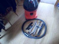 HAZVAC Vacuum Cleaner 110 volt