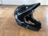 Black sheep DH helmet small