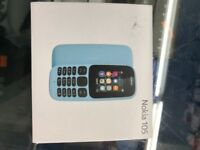 Nokia 105 2017 model all networks