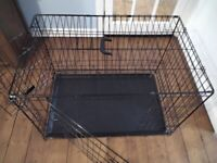 Puppy crate and puppy pen