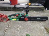 Electric chainsaw 2000w