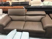 High retail 2x3 seater sofas