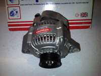 Toyota MR2 MK2 SW20 Alternator Refurbished New Round Plug type 80 amp