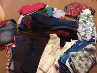 50 ITEMS bundle boys clothes 12-18 months see all pics