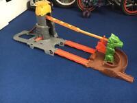 Thomas & Friends Take-N-Play Daring Dragon Drop Set - Perfect Condition - £15 ono