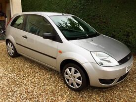 Ford Fiesta 1.4TDCi Style 3 Door, only £30 a year RFL