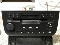 Peugeot 406 car radio (by Clarion)