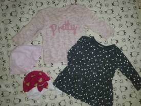 3-6months baby girl clothes