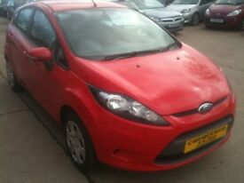 59 PLATE FORD FIESTA STYLE 5DR 74000MILES £3500