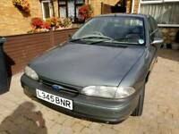 24 Year old Ford mondeo
