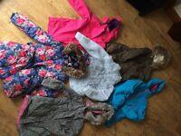 Massive girls clothes bundle age 7-8