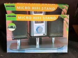 Micro Hi-Fi Stand