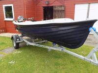 fishing boat new built by pisces