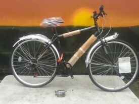 New Falcon Rapid 700c Hybrid Bike Road Bike - RRP £199