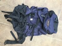 Eurohike Rucksack 55l great condition