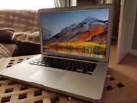 MacBook Pro 15 inch - Quad Core i7 - High Res Screen