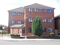 1 bedroom apartment with parking in a development of 9 apartments close to the centre of Dunstable
