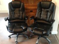 Office Chairs with Massage Function