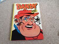 The Dandy Book 1993, fantastic condition, Annual, Collectable