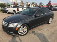 2011 Mercedes-Benz C-Class C250 4MATIC / SUNROOF / ONLY 89KM Cambridge Kitchener Area Preview