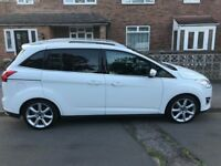 FORD Grand C-MAX Titanium X TDCi 2.0 Powershift (Family Pack) Automatic 5+2 seats