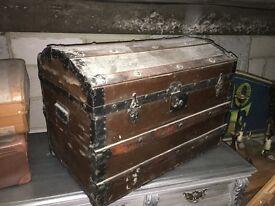 Treasure chest trunk