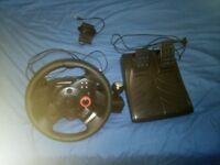 Driving Force GT - PS2/PS3/PC