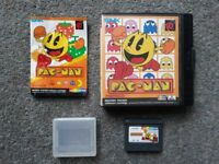 Neo Geo Pocket - SNK - Pac man boxed
