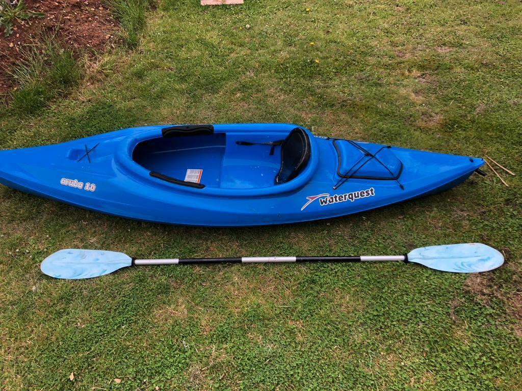 Water Quest Aruba 10' Deluxe Kayak   in Exmouth, Devon   Gumtree