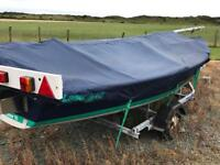 Laser 16 Boat