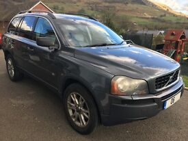2006 Volvo XC90 SE D5 2.4D Auto AWD 7 Seat 4x4 - DVD Player, Leather, Cruise,