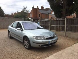 Renault Laguna 2.0 T 16v Initiale 5dr, FULL LEATHER, AUTOMATIC, DRIVES VERY WELL, BARGAIN