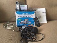 Sony Handycam Camera For Sale