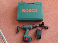 BOSCH PSB24 VE-2 ELECTRIC DRILL -