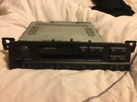 BMW e46 stereo tape cassette