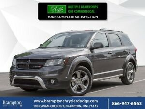 2017 Dodge Journey CROSSROAD | AWD |