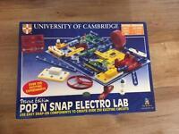 Electro Lab by the University of Cambridge