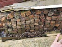 Used bricks free if any use